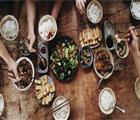 Đến đồ ăn và phong cách bài trí cũng không thể lẫn vào đâu được
