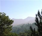 Đỉnh núi Bidoup, cao 2.287m, cao nhất cao nguyên Lâm Viên
