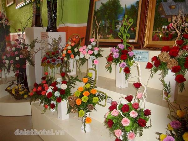 Hoa khô Đà Lạt