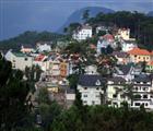 Một góc thành phố Đà Lạt. Ảnh: Nguyễn Đông.